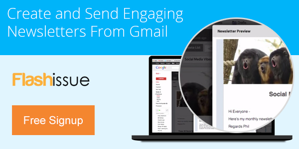 Create and Send Engaging Newsletters From Gmail
