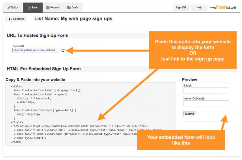 5. webforms gmail